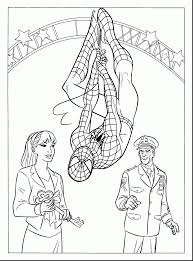beautiful spider man coloring pages spiderman coloring
