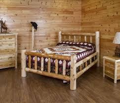 futon wonderful log futon iron creek log home the perfect cabin