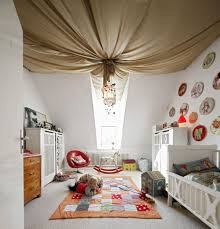 Hanging Decor From Ceiling by Ceiling Design In Kids Room Furnish Burnish