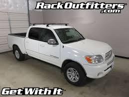 toyota tundra rack toyota tundra cab rhino rack rlt600 vortex black bar roof