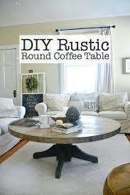 Diy Coffee Table Ideas Diy Coffee Table Side Table Free Plans Diy Coffee