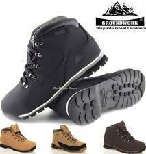 womens work boots uk groundwork work boots 100 leather shoes for ebay