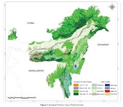 Map Of Northeast Usa Perspectives Of Forest Biodiversity Conservation In Northeast