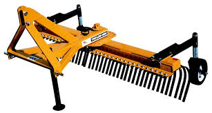Atv Landscape Rake by Taylor Pittsburgh Taylor Way 8 U0027 4500 Series Landscape Rake With