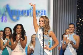 miss texas calls out trump in q u0026a portion of miss america pageant