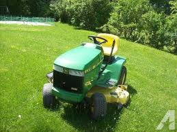 dependable john deere lx188 riding mower lawn tractor 48