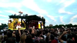 green day minority live at hyde park 07 01 2017