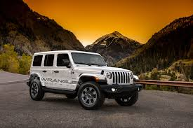 badass white jeep wrangler more 2018 wrangler jl colors coming nacho mojito punk u0027n