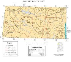 Counties In Colorado Map by Franklin County Alabama History Adah