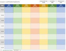 Editorial Calendar Template Excel Monthly Event Calendar Template Excel