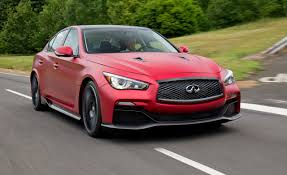 lexus infiniti q50 infiniti q50 eau rouge concept first drive u2013 review u2013 car and driver