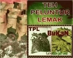 Teh Tpl qoo10 tea laxative fats tpl diet tools