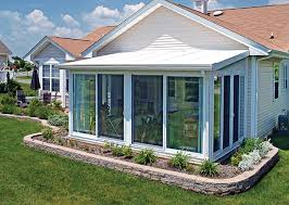 Sunrooms For Decks Sunroom Kit Easyroom Diy Sunrooms Patio Enclosures