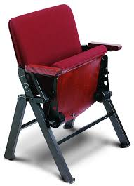 portable audience chairs wenger