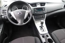 nissan sentra usb port certified pre owned 2015 nissan sentra fe s 4dr car in roseville