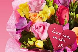 flowers for mothers day gifts personalised cards and flowers for mother u0027s day 2017