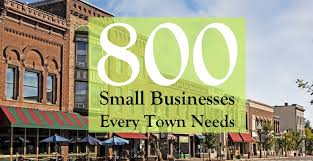 802 most common small businesses in the united states