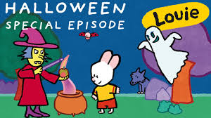 halloween louie special halloween compilation learn to draw