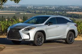 lexus small truck 2016 lexus rx 350 f sport review plush luxury with useless sport