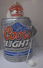 how much sugar in coors light coors light can cake let them eat cake pinterest coors light