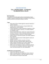call center agent cover letter