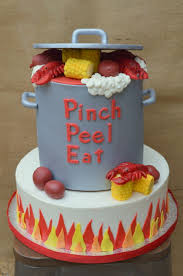 perfect for a crawfish boil cupcakes pinterest cake