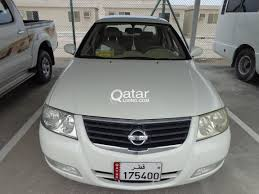 nissan sunny old model nissan sunny 2008 reduced price family used car for sale qatar