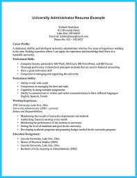 Admin Resume Example by Admin Resume Sample Experience Resume Template Builder Sample