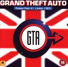 historia de grand theft auto