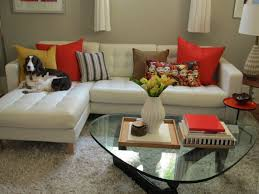 L Tables Living Room Furniture | best coffee table for l shaped sectional saomc co