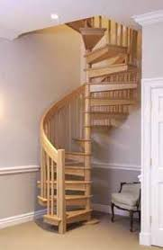 Staircase Ideas For Small Spaces Alluring Design Ideas Of Small Space Staircase With Brown Wooden