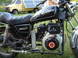 suzuki motorcycle suzuki diesel biodiesel motorcycle