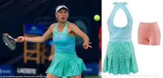 overview of caroline wozniacki u0027s year in stella mccartney tennis