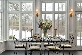 sunroom dining room outstanding off convert to into used as ideas