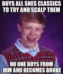 Make Money Meme - brian thinking he can make money imgflip