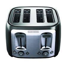 Calphalon 4 Slot Stainless Steel Toaster 4 Slice Toaster Ebay