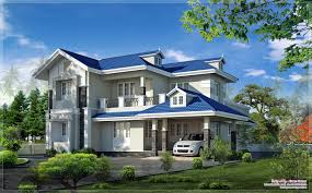 very beautiful kerala home elevation at 2415 sq ft