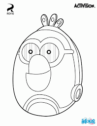 angry birds star wars coloring pages diaet me