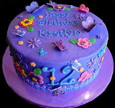 25 purple butterfly cake ideas butterfly