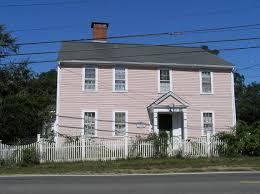 Plank Construction Style J Aaron 18th Century Houses In Ipswich Massachusetts U2013 Historic Ipswich