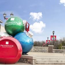 Christmas Decorations For Shopping Centers by