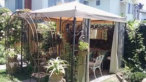 Patio Gazebo Costco by Costco Spears Finial Gazebo Replacement Canopy 492801 Garden Winds