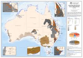 Coal Map Of The World by Australia Coal Mines Prompt Concerns About Groundwater And Climate