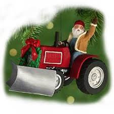 2001 here comes santa 23rd santa s snowplow hallmark ornament at