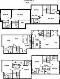 free home blueprints edmonton duplexes or semi detached homes blueprints duplex