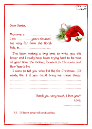 santa claus letters writing letter to santa claus letters font with santa claus letter