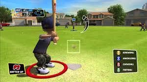 backyard sports sandlot sluggers triple play youtube