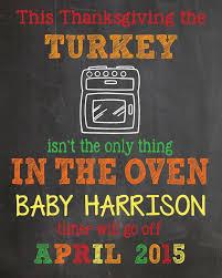 thanksgiving birth announcements birth announcements templates