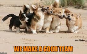 Teamwork Memes - dream team imgflip