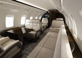 Legacy 650 Interior Inside The Most Luxurious Private Jets And What They Cost